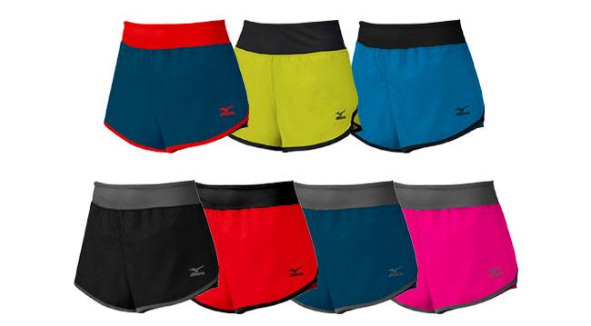 Mizuno Dynamic Cover Up Shorts